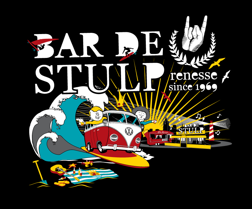 Bar De Stulp – Shirt 2013